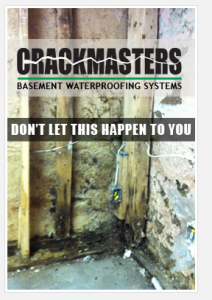 basement crack repair Mississauga