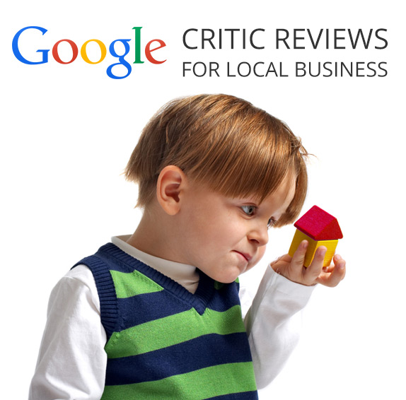 Google Critic Reviews Local Business