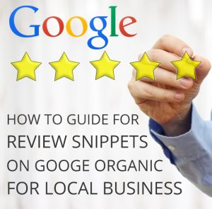 Google star rating local business reviews
