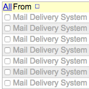 How to Stop Mail Delivery Failed Returning Message To Failure