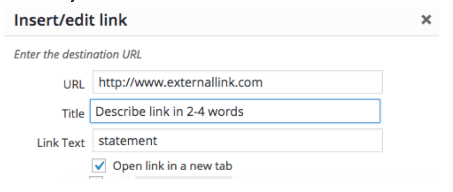 Content Writing SEO Linking
