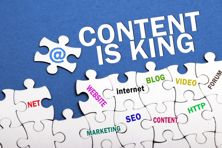SEO Content is King!
