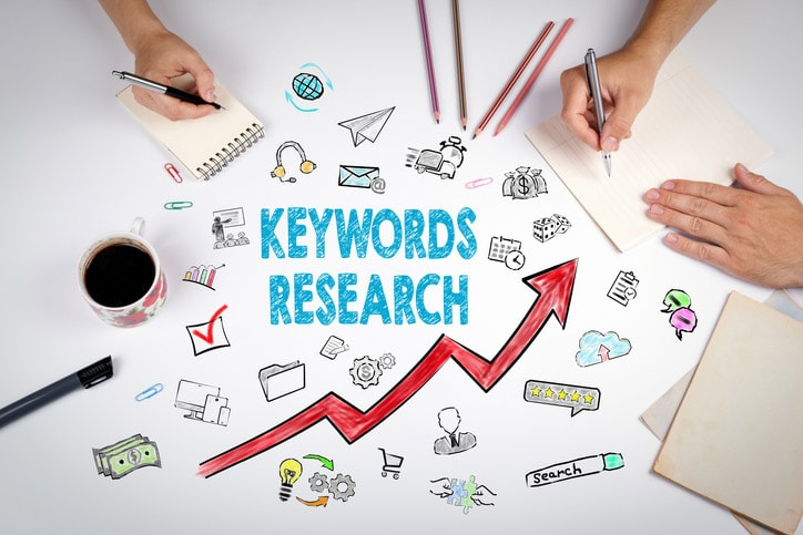 seo content writing research