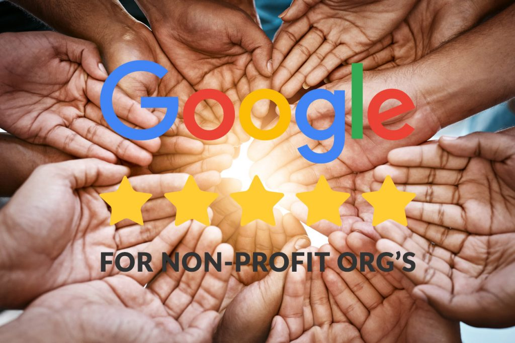 Google rich snippets for NPO's