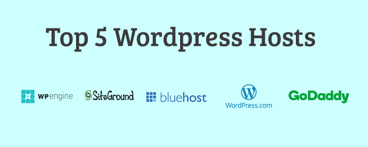 WordPress Hosts