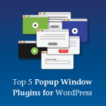 Popup Window Plugins for Wordpress