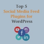 Top5 social media feed plugin wordpress featured