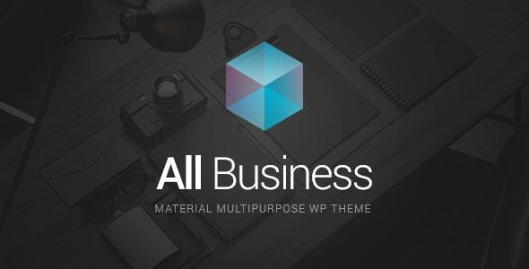 All Business Material Design
