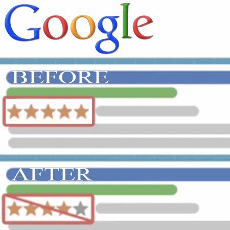 google schema rich snippets purse repair