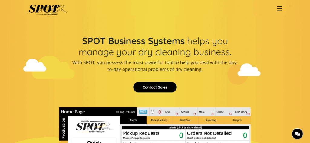 Overview of SPOT POS