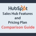 HubSpot Sales Hub Features And Pricing Plan Comparison Thumbnail