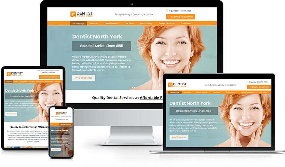Wisevu Portfolio Dentist North York