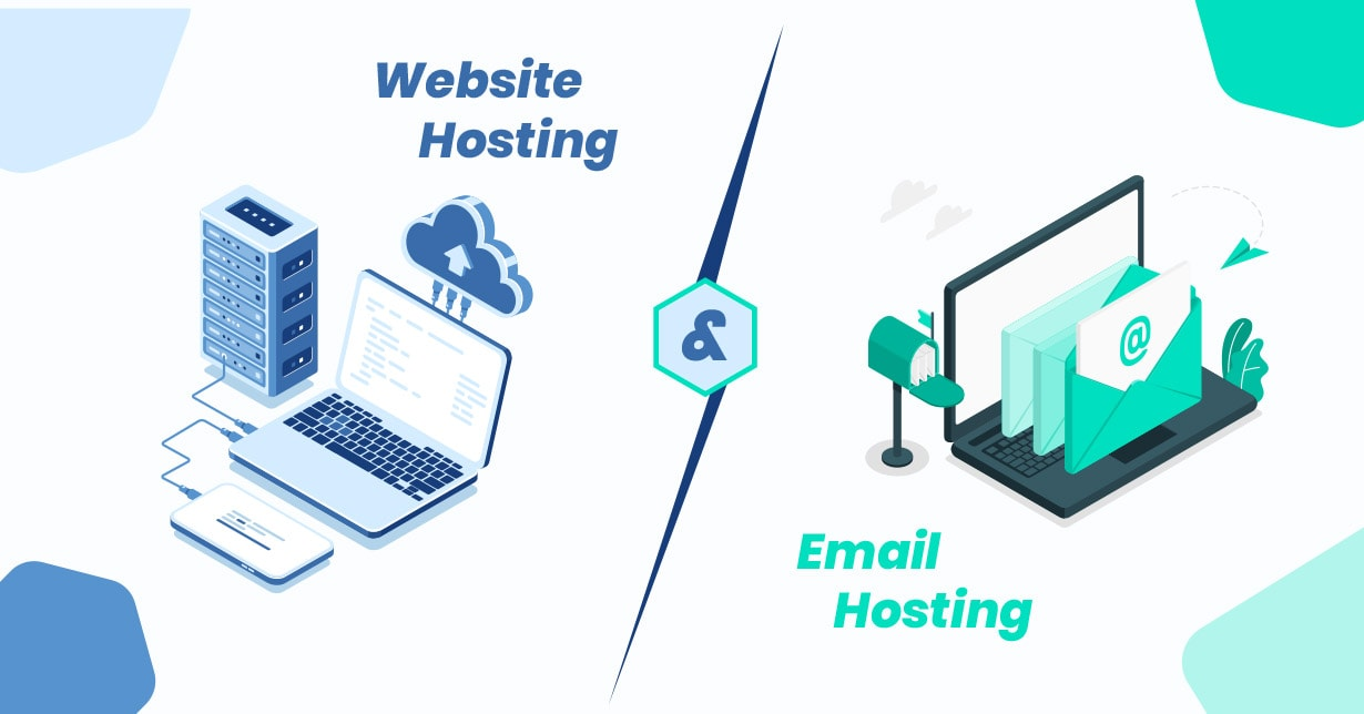 Keep Website And Email Hosting Separate