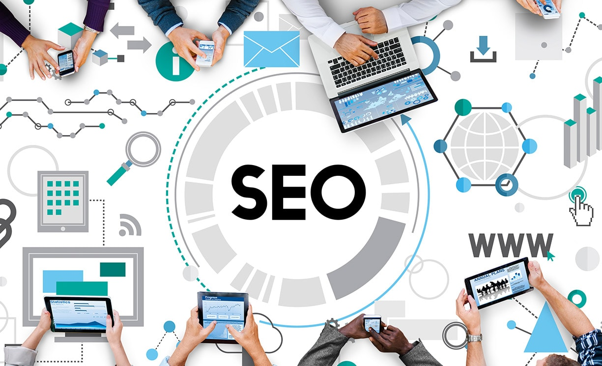 Medical Search Engine Optimization (SEO)
