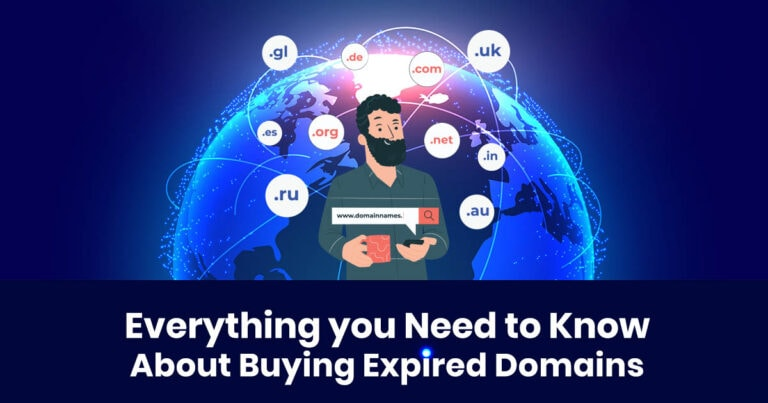 Everything You Need To Know About Buying Expired Domains